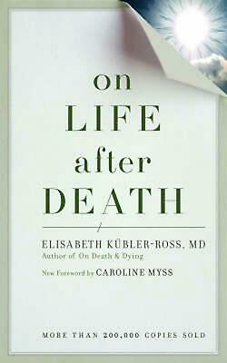 On Life After Death by Elizabeth Kubler-Ross (English) Paperback Book Free Shipp
