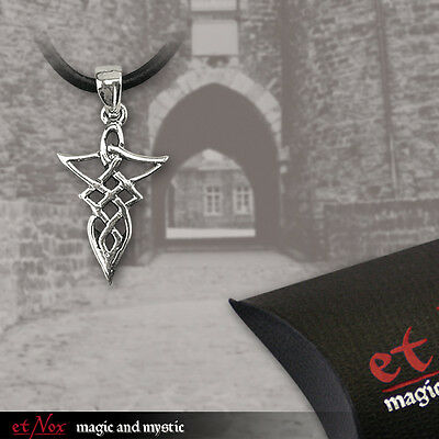 shadow-store - etNox magic and mystic Anhänger Keltischer Knoten, schmal