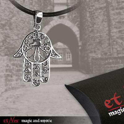 shadow-store - etNox magic and mystic Anhänger Fatimas Hand, klein