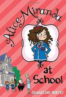 Alice-Miranda at School (Alice-Miranda - Paperback NEW Jacqueline Harv 2012-03-1