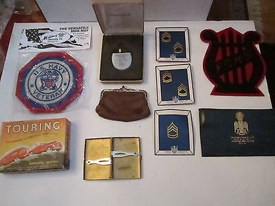 Junk Drawer Lot Of Various Collectibles - Lot 2 - Tub Cl