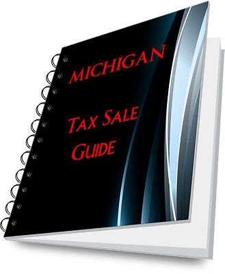 MICHIGAN MI Tax Deed State Guide For Real Estate Investing!