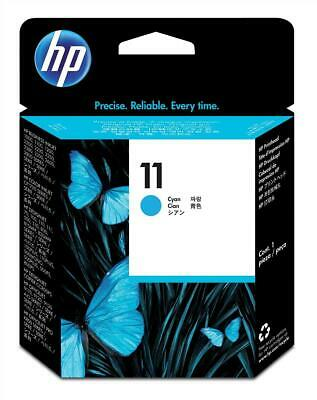 HP 11 (Yield: 16,000 Pages) Cyan Printhead Ink Cartridge