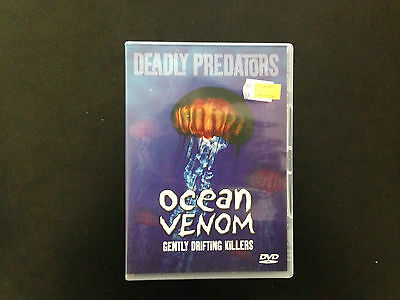 Deadly Predators Ocean Venom Dvd R4 Pal Aus Seller Fast Dispatch