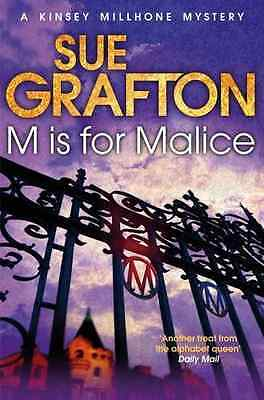 M Is For Malice - Paperback NEW Grafton, Sue 2012-10-11