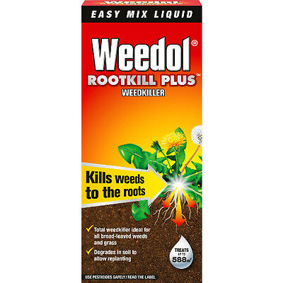 Scotts Weedol Rootkill Plus Concentrate 500ml