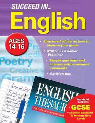 Succeed In GCSE English - Paperback NEW Arcturus Publis 2012-08-15