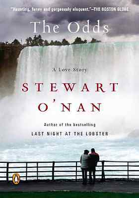 The Odds: A Love Story - Paperback NEW Stewart O'Nan 2012-09-25