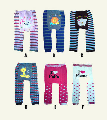New Baby Leggings Toddler Unisex Boy Girl Trousers Tights Leg Warmers Pants