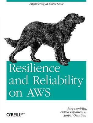 Resilience and Reliability on AWS by Jurg van Vliet (English) Paperback Book Fre