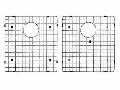 Kitchen Sink Bottom Rack/Grid Set - G1416-2 (224403 fit blanco 401247 / 518170)