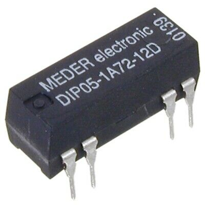 DIP051A7212D Reed-Relais 5V= 1xEIN 500 Ohm + Diode parallel MEDER