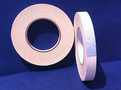 "UK MADE Premium Quality JL Golf double sided 3/4""x36 YD ROLL GRIP TAPE 19mm x50m"