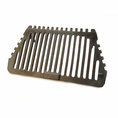New Replacement Regal Bottom Fire Grate 16 or 18 Inch C/W 2 Legs