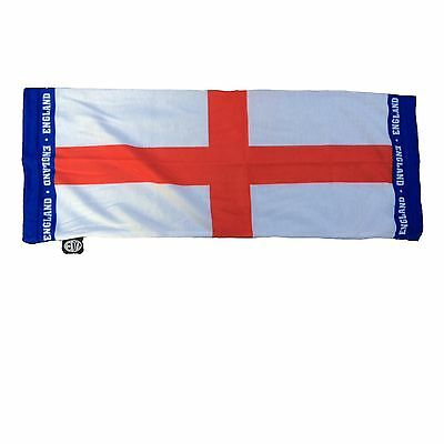 EDZ All Season England Neck Warmer, tube, snood, England George Cross design
