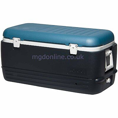 Igloo MaxCold 100 QT Quart 95 L Litre Large Size Ice Pack Cool Box Cooler Chest