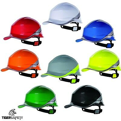 Delta Plus Venitex Baseball Diamond V Hard Hat Helmets Bump Cap Construction PPE