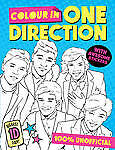 Colour in One Direction! (Colouring Book) (Paperback)