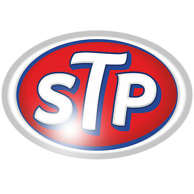 STP Aufkleber Sticker Oldtimer Youngtimer US Cars Retro V8 Racing Oldschool OEM