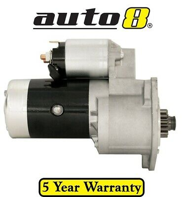 Brand New Starter Motor To Fit Ford Courier 2.6L Petrol (G6) 1991 To 2007