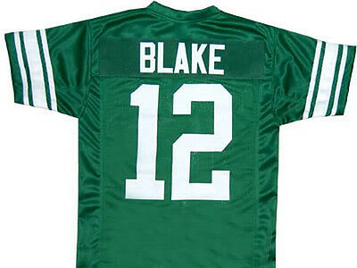 Necessary Roughness Movie Football Jersey Paul Blake Quality Sewn New Any  Size e6cd3916a