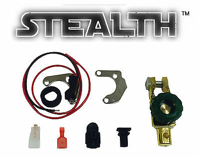 Electronic ignition kit for Lucas 25D Distributors Free battery Immobilizer
