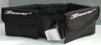 Scuba Diving WEIGHT belt TECH pouch POCKET lead DIVE kit DIVER sub aqua SNORKEL