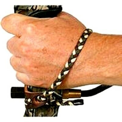 Archery braided compound bow sling wrist strap ALLEN hunting target compound 662