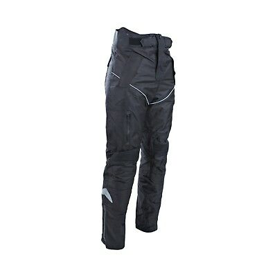 New Moto Textile Ce Armoured Waterproof Motorbike Motorcycle Jean Trousers Pants