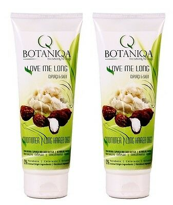 Botaniqa 2x250ml = 500ml Love Me Long Conditioner