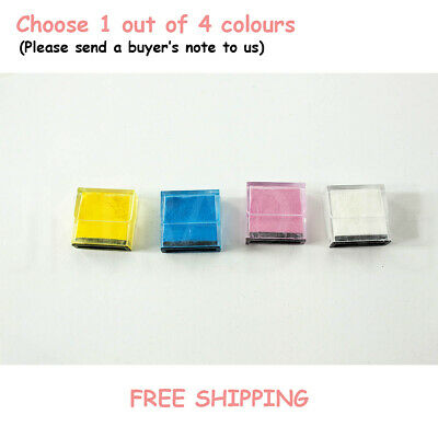 SewMate Sewing Tailor's Chalk Wheel Marker Powder Refill. Choose from 4 Colours.