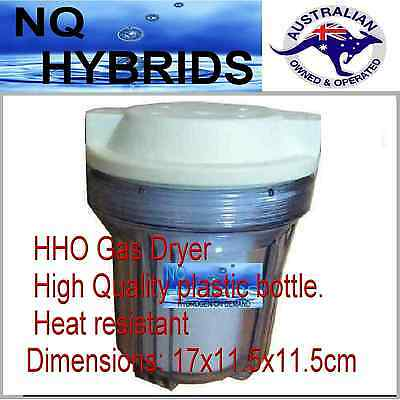 HHO GAS DRYER  CLEANER  with  3/8 FITTINGS   HYDROGEN GENERATOR