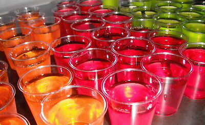 Disposable Plastic 1oz 30ml Party Jelly Shot Glasses Cups 50/100/200/500/1000