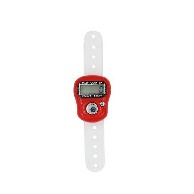 Digital tally counter hand counter Ring  finger Hand