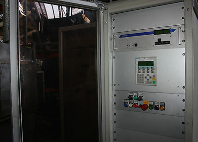 Rack Mount Industrial Control Panel with E stop and key switch