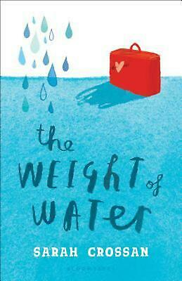 The Weight of Water by Sarah Crossan (English) Hardcover Book Free Shipping!