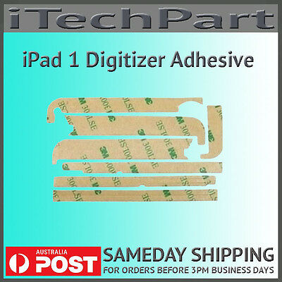 3M Adhesive Double Sided Tape LCD Touch Screen Digitizer Sticker For iPad 1