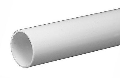 PVC Conduit 20mm x 3m long   pack of 5      CON020RIG/5