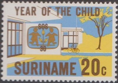 (SU4)1979 SURINAME int year of child 2set ow973-74