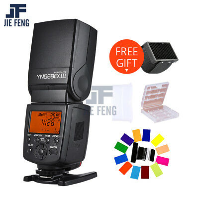 YONGNUO YN-568EXII TTL Flash Unit Speedlite YN568II EX High Speed Sync for Canon