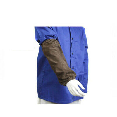 Welders / Welding Leather Sleeves -  40cm long - Gun Gear- Hampdon Sleves