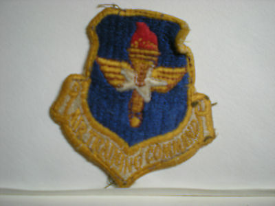 US Air Force  Air training command patch