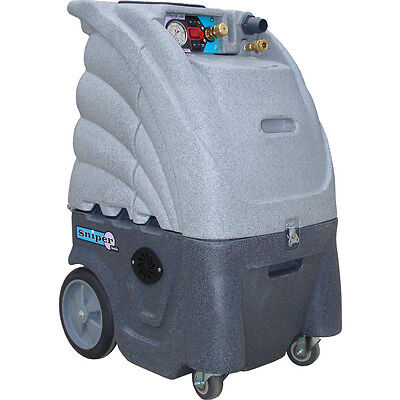 New Heated 500 PSI 2 Stage Sandia Carpet Cleaning Extractor Machine Cleaner