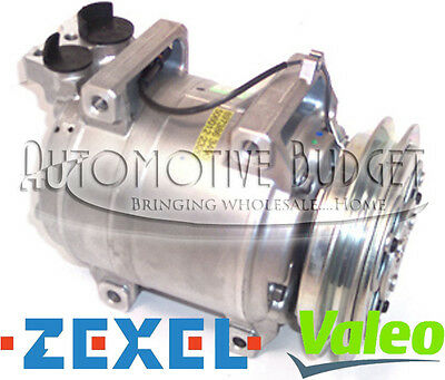 Compressor GMC W-Series Isuzu NPR NQR NRR w/Diesel Engines 2005-2010 - NEW OEM