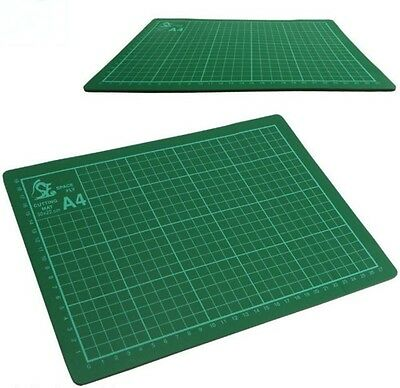 A1/a2/a3/a4 Cutting Trimming Mat Board Self Healing Non Slip Grid Lines Craft