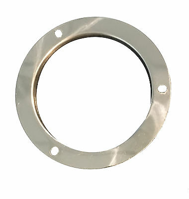 """Pressure Gauge Front Flanged Mounting 4"""""""