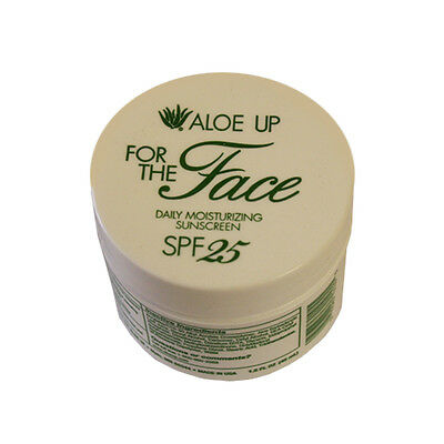 Aloe Up Daily Moisturising Sunscreen SPF 25 For The Face 45ml