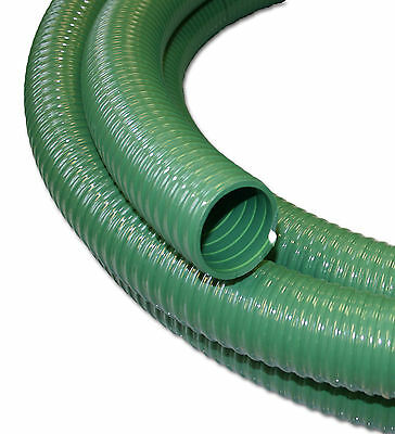 "Merlett 1"" - 3"" Green Suction & Delivery Hose - 5M, 10M, 20M, 30M Lengths"