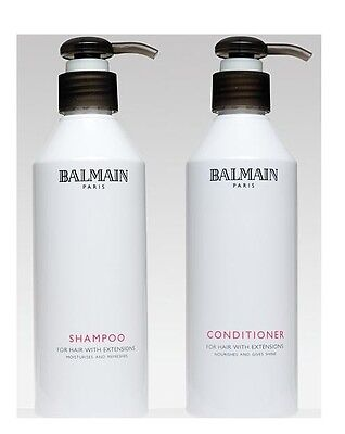 Balmain Shampoo & Conditioner Hair Extensions Care