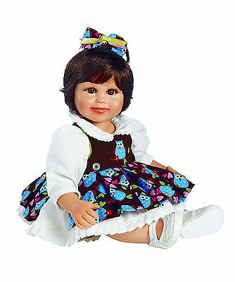 "Marie Osmond Baby Olive In The Seasons  13"" Seated Vinyl"